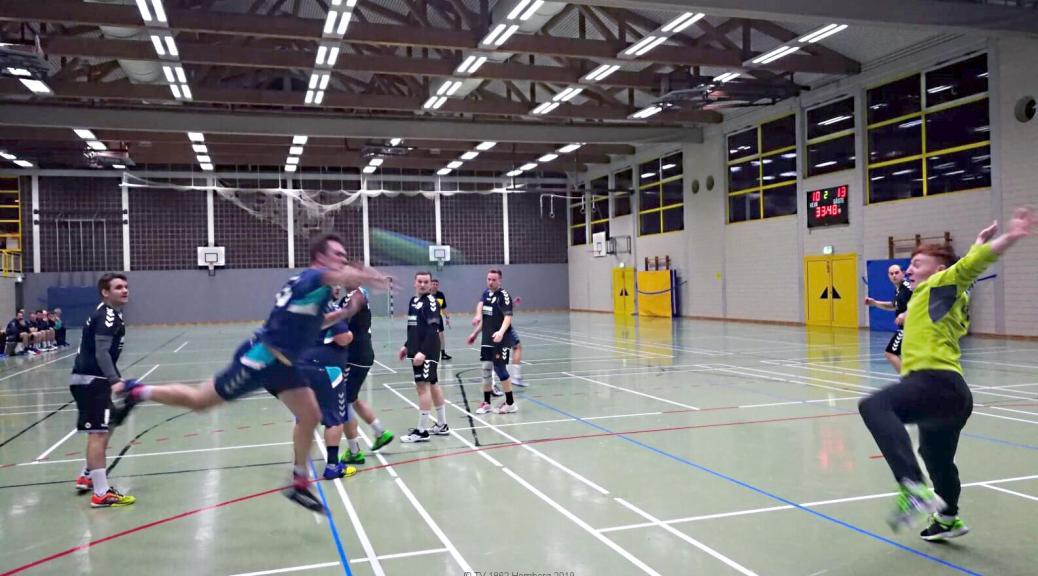 Samstag, 16.11.19 - 17:00 Uhr Männerhandball in Homberg