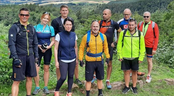 Mountainbike-Gruppe besteht seit einem Jahr