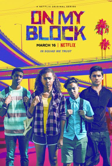 On My Block Saison 1 : block, saison, Netflix's, Block', Series, Premiere:, Gonna, Alright