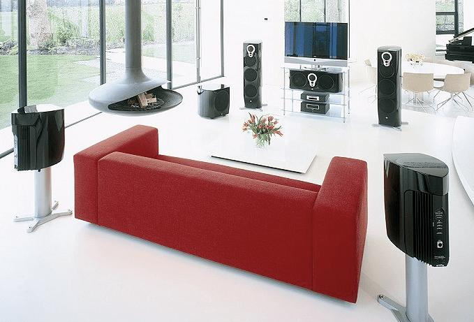 Surround Sound System Wiring Installation Setup Surround Sound