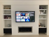 Sony Television and Sonos Playbar Wall Mounting Sydney