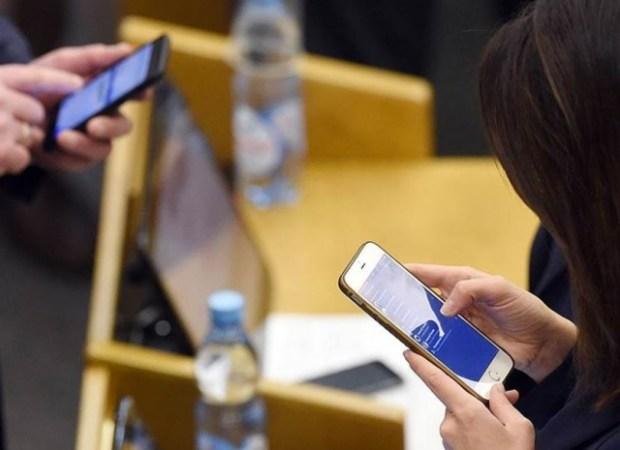 Депутаты Госдумы приняли в первом чтении проект о запрете анонимности в мессенджерах