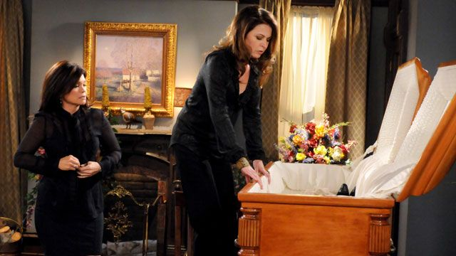 Hot in Cleveland  Season 3 Ep 3  Funeral Crashers