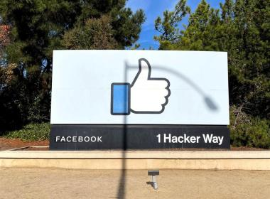 gigante de internet Facebook