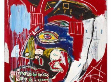cuadro de Basquiat en Nueva York