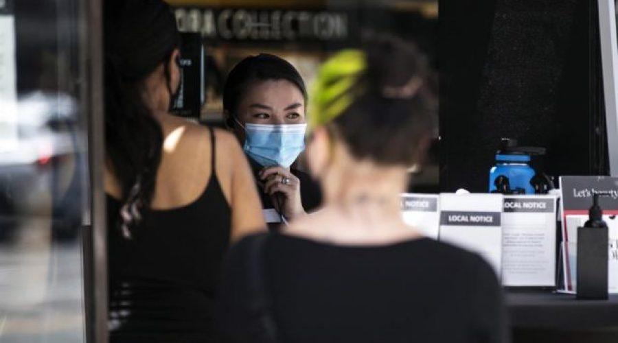 vacunados llevar mascarilla
