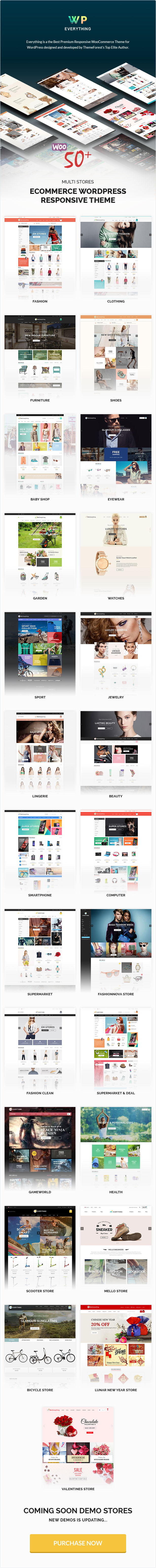 Everything - Premium Responsive Woocommerce WordPress Theme