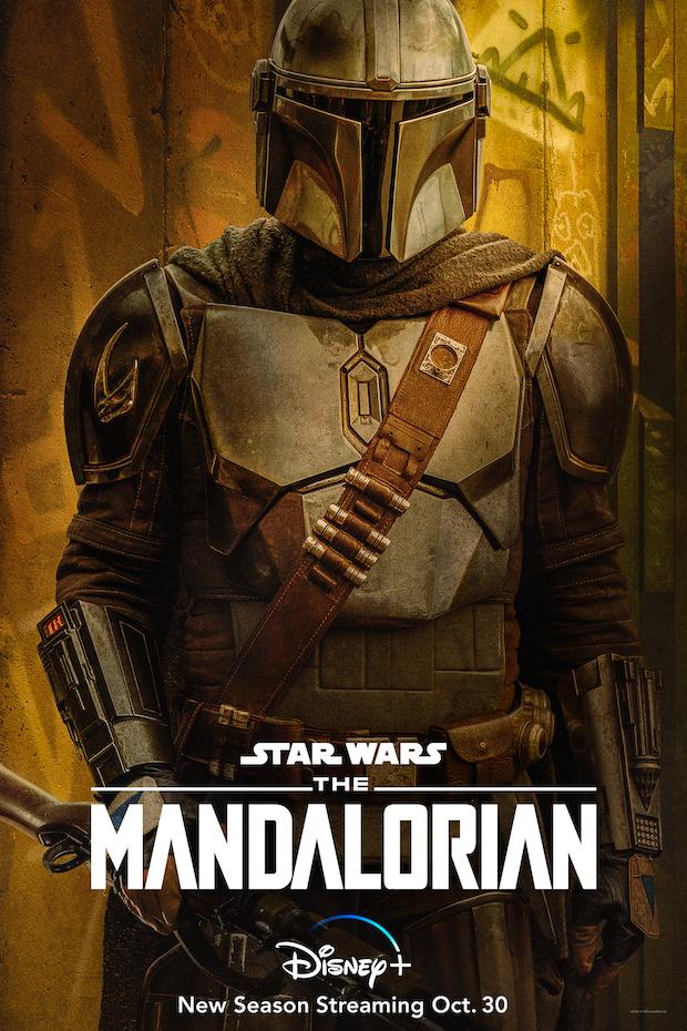 Mandalorian Episode 5 Streaming : mandalorian, episode, streaming, Mandalorian', Season, Character, Posters:, Yoda,, Cara,, Greef, TVLine