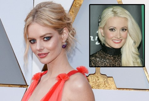Samara Weaving to Play Holly Madison in Series Based on Playboy Bunny's Life