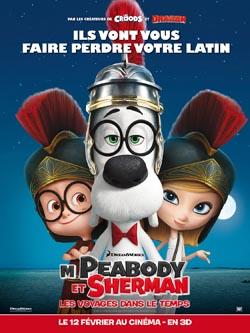 M. Peabody Et Sherman : Les Voyages Dans Le Temps : peabody, sherman, voyages, temps, Peabody, Sherman, Voyages, Temps
