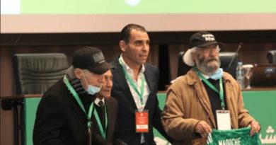 Equipe Nationale du FLN, le Dernier Grand Geste de Kheireddine Zetchi.
