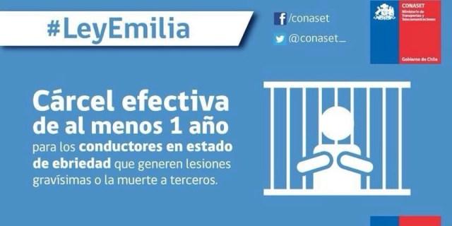 la ley emilia