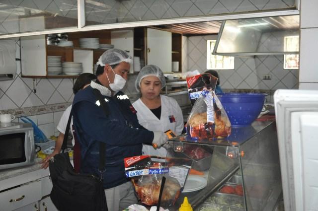 Fiscalización Mercado San Javier