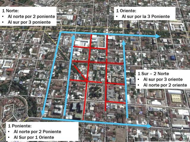 Medidas contingencia Plaza de Talca