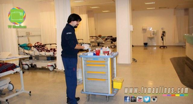 Unidad de emergencia hospital de Talca 1