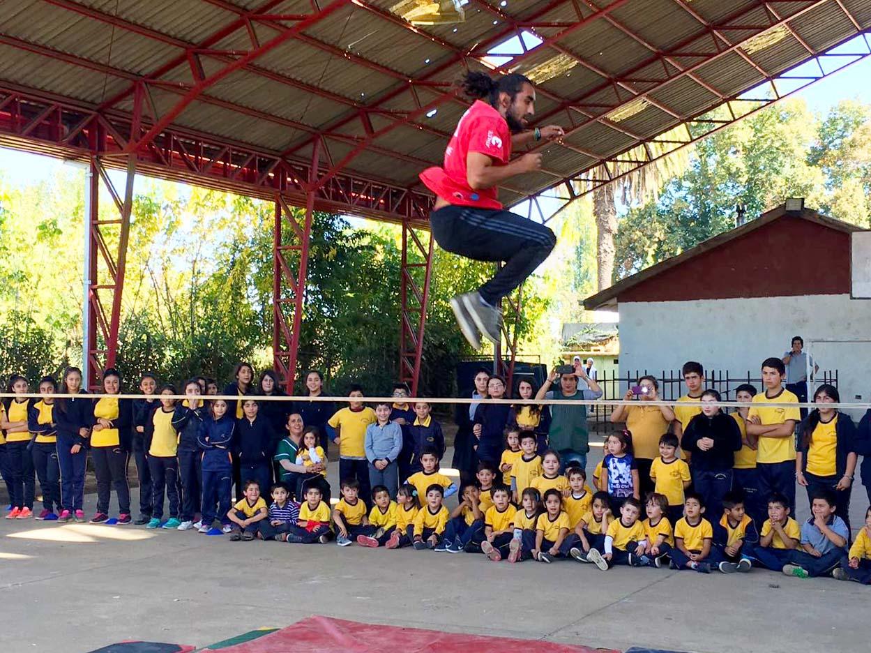 Niños de San Víctor Álamos fueron sorprendidos por campeón de ...