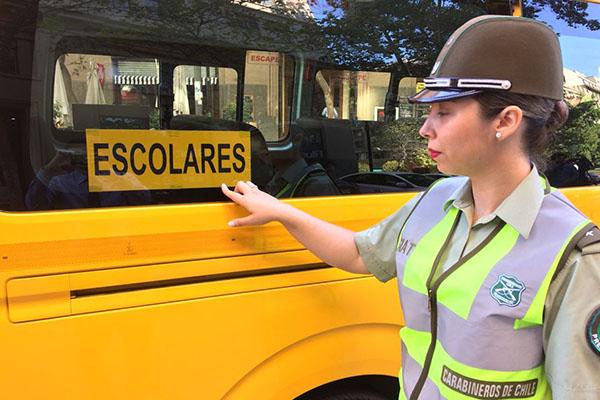 Carabineros entrega recomendaciones para elección de transporte escolar dacb9dbc5a2