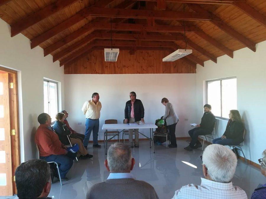 Comité Vecinal de Hualve de Cauquenes se adjudicó proyecto de ...