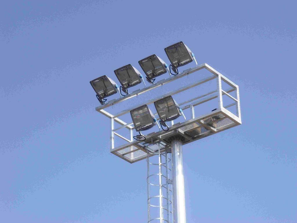 aprobaron recursos para instalación de torres de iluminación en el