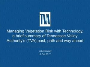 Managing Vegetation Risk