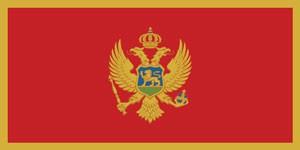 Montenegro DVB-T2