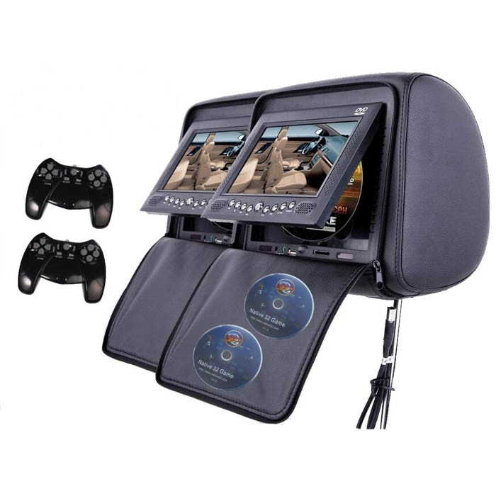 7_inch_headrest_LCD_monitor_for_car_USB_SD_DVD_player_4