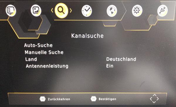 Germany Auto DVB-T2