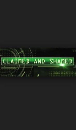 Claimed and Shamed