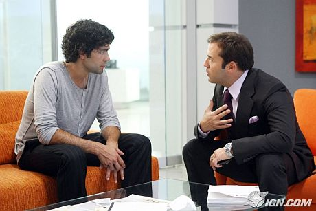 Image result for ari gold and vince