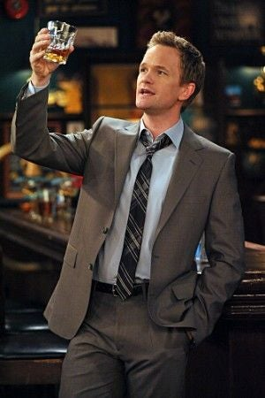 Neil Patrick Harris: totally gay.