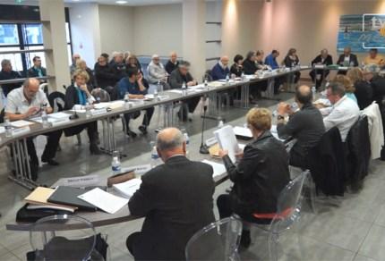 Conseil municipal de la ville de Mèze du 25-02-16