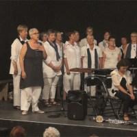 """""""L'air de Vilya"""" interprété par la chorale « D'ici et d'ailleurs » de l'école de musique de Mèze"""