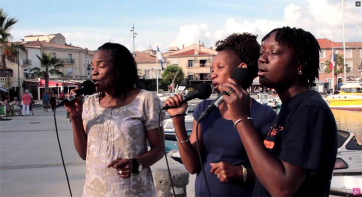 "Les Amazones d'Afrique - ""I Play Kora"" Festival de Thau"