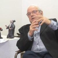 Gérard Chomarat, le passeur d'art - Un galeriste et plus encore !