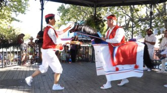 La danse du chevalet