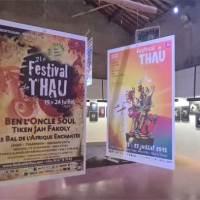 Les 30 ans du Festival de Thau en expo au Chai de Girard
