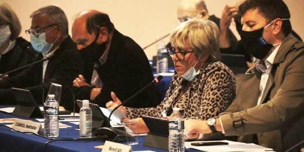 Conseil municipal de la ville de Mèze du 12 novembre 2020 – part 5