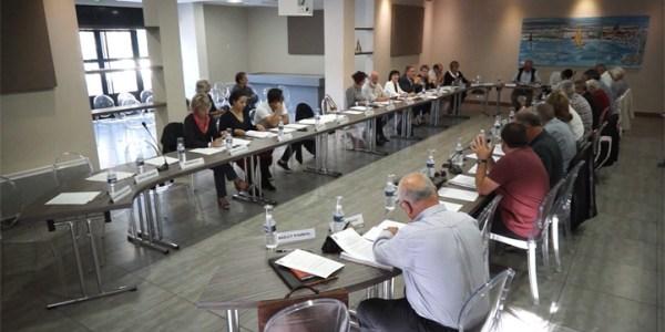 Conseil municipal de la ville de Mèze du 20 septembre 2017