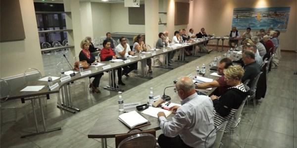 Conseil municipal de la ville de Mèze du 20 septembre 2017 -totalité de la séance