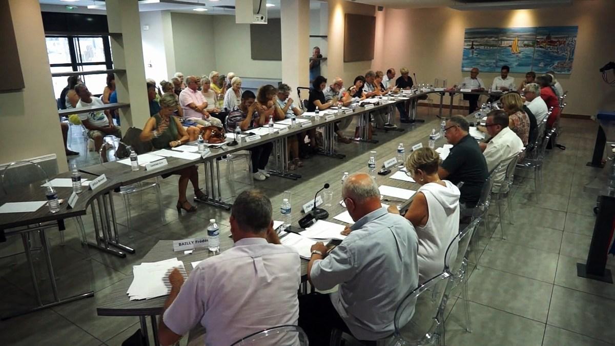 Conseil municipal de la ville de Mèze du 19-09-18-fin