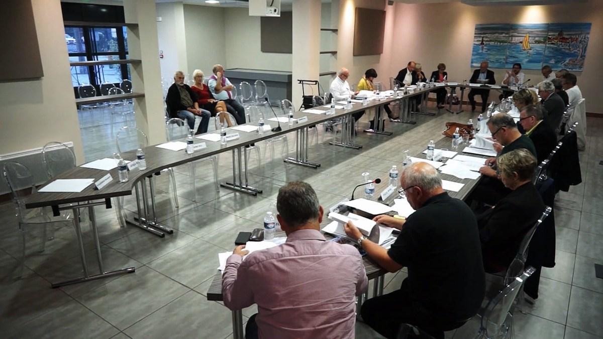 Conseil municipal de la ville de Mèze du 17-10-18 -amenagement Sesquiers
