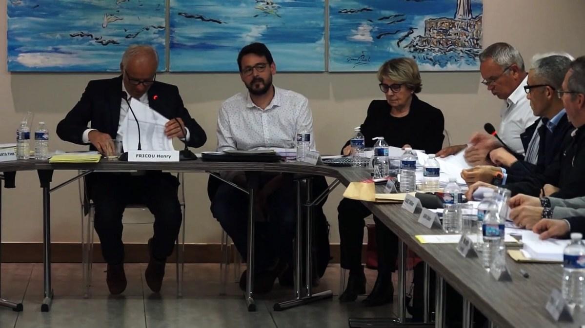 Conseil municipal de la ville de Mèze du 27 mars 2019 -  fin