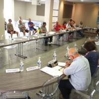 Conseil municipal de la ville de Mèze du 20-06-19 début de séance