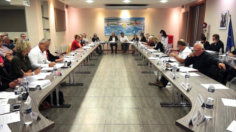 Conseil municipal de la ville de Mèze du 15 octobre 2019 – divers