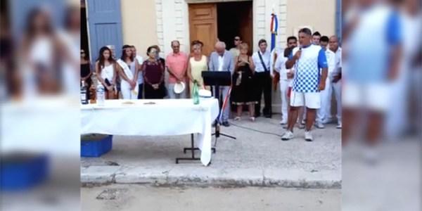 Hommage de Yannick Baëza à son frère Thierry