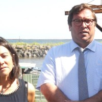 Elections législatives 2017 - 4 eme circonscription de l'Hérault - Frédéric Roig pour le parti Socialiste