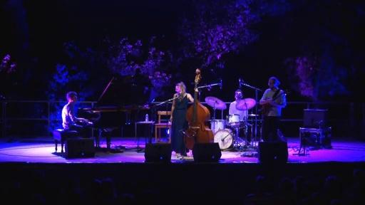Naïma Quartet au Festival Tourbes O' Jazz 1