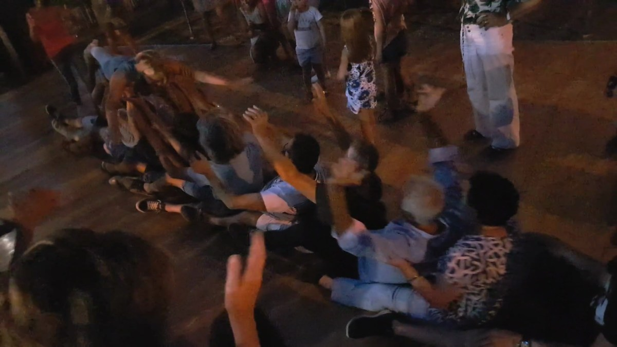 Traditionnelle brasucade des vignerons pour la fête de Mèze 2018
