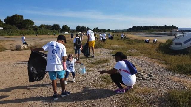 World Cleanup Day à Mèze
