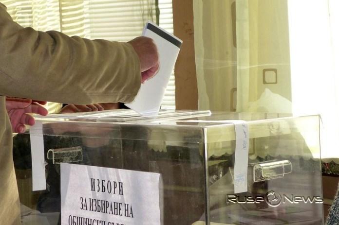 Започна изборният ден в Русе